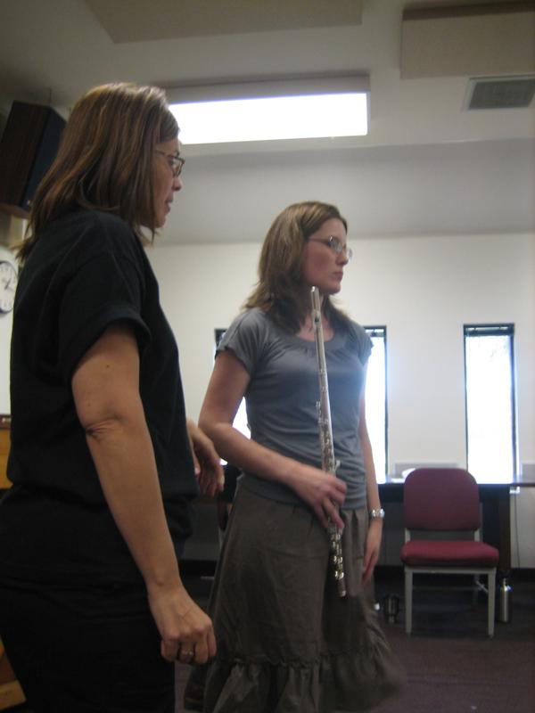 Adult Camp Masterclass - Rena Urso-Trapani working with Renee Baldridge